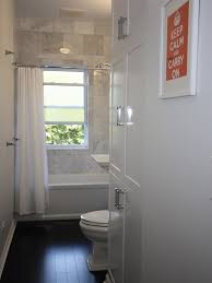 bathroom makeovers for long skinny bathrooms narrow bathroom