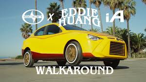 scion eddie huang lowrider scion ia walkaround scion youtube