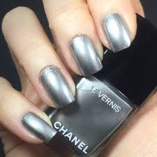 swatch chanel liquid mirror 540 holiday 2016 keely u0027s nails