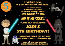 star wars birthday invitations reduxsquad com