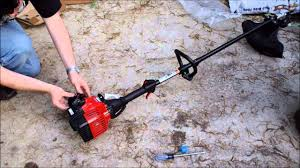 review of murray 25cc string trimmer from walmart assembly and