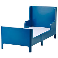 childrens beds ikea busunge extendable bed medium blue min length