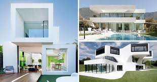 Popular Exterior House Colors 2017 House Exterior Colors 11 Modern White Houses From Around The