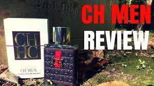 perfume halloween man ch men review youtube