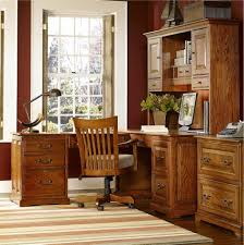 Rustic Home Office Furniture Rustic Computer Armoire Desk Design And Glass Window For Rustic