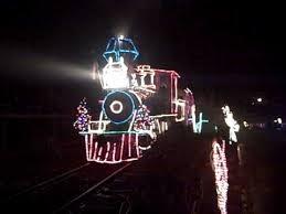 portland zoo steam train christmas video 1 youtube