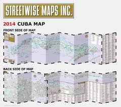 Map Of Miramar Florida by Streetwise Cuba Map Laminated Country Road Map Of Cuba