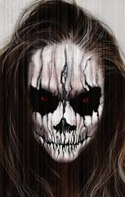 Clown Makeup Ideas For Halloween by Best 25 Scary Face Paint Ideas On Pinterest All The Best Gore