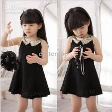 2018 toddlers pan sequin collar lace dress