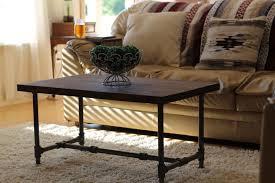 rustic industrial home decor espresso rustic industrial coffee table rustic home decor rustic