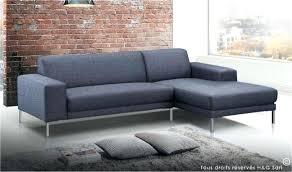 canapé d angle tissus pas cher tissu pour canape d angle canapac dangle contemporain en 2 places