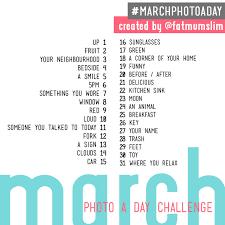Challenge Instagram March Instagram Photo Of The Day Challenge Spark