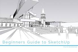 vray sketchup tutorial lynda a beginners guide to sketchup first in architecture