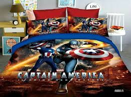 Captain America Bedroom by Captain America Bedding Sets Children U0027s Baby Boys Bedroom Decor