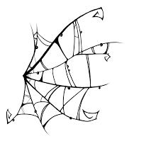 spider web transparent background simple spider web design