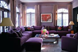 Purple Table L Purple Sectional Sofa Wojcicki Me