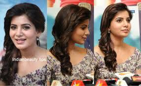 samantha prabhu u0027s 30 trendy hairstyles indian beauty tips