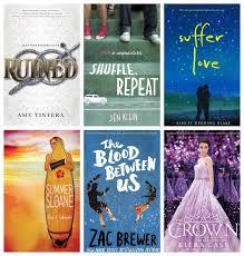 230 ya books for your april june 2016 radar