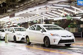 toyota company cars on toyota kaikan factory tour see cars being made in japan cnn