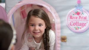 Dream Town Rose Petal Cottage Playhouse by Dreamtown Rose Petal Cottage Advert Youtube