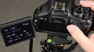 canon 600d selecting av tv and manual modes youtube