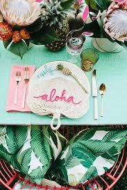 Tropical Theme Birthday Cake - aloha bridal shower inspiration hawaiian themed party 100