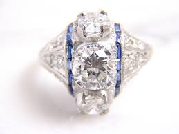 clearance engagement rings clearance price platinum antique deco diamond engagement