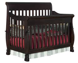 Simmons Convertible Crib by Creations Carragio Convertible Crib In Coffee