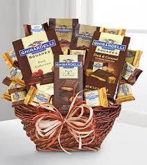 ghirardelli gift baskets ghirardelli chocolate supreme royal fleur florist