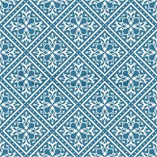 Pattern Ottoman Seamless Pattern Inspired By Ottoman Ornaments White And Blue