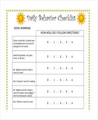 daily behavior report template 24 images of daily behavior report template editable printable