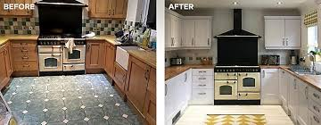 kitchen tile paint ideas customer makeovers indoor renovations ideas advice diy at b q
