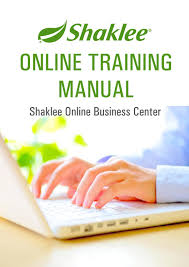 shaklee online training manual by steven ang issuu