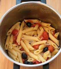 recette de cuisine simple et bonne on dine chez nanou one pan pasta une recette simple