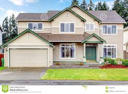 new classic style house royalty free stock photo image 751985