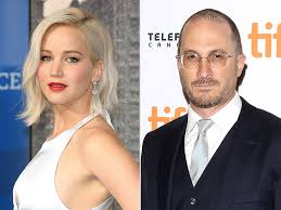 chris martin and jennifer lawrence jennifer lawrence and darren aronofsky are dating people com