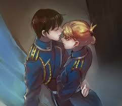 does roy mustang stay blind 174 best fullmetall alchemist images on metal