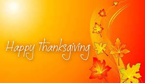 happy thanksgiving to our wonderful clients and colleagues debra