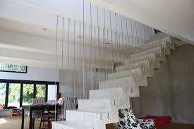 rambarde escalier design escalier avec garde corps cables u2013 scal u0027in