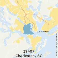 charleston sc zip code map best places to live in charleston zip 29407 south carolina