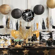 graduation decorations celebrate your grad with party decorations that set the stage for