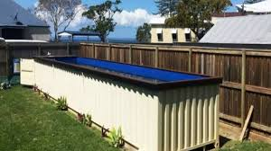 shipping container pools price youtube