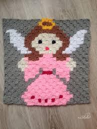 angel pixel square crochet squares pinterest angel squares