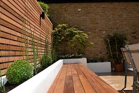garden privacy screen london garden design