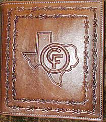 tooled leather memory books personalized leather photo albums