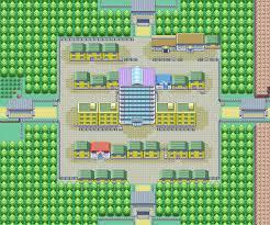 Hoenn Map Kanto Starting Map