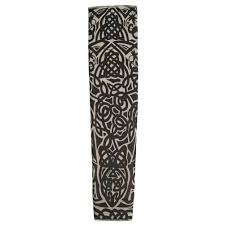 halloween rug amazon com tattoo sleeve celtic party u0026 halloween accessory
