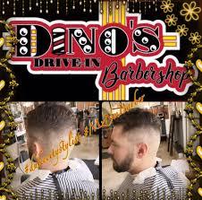 dino u0027s drive in barbershop barbers 1300 luisa st santa fe nm