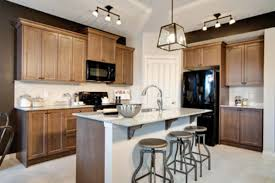Contrasting Kitchen Cabinets It U0027s The Heart Of The Home