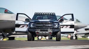 ford prerunner truck f 22 fighter jet inspired 545 horsepower ford f 150 raptor sells